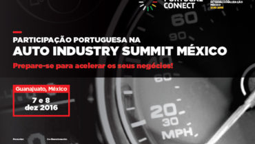 Participação portuguesa na Auto Industry Summit México