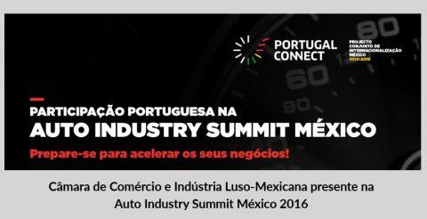 CCILM impulsiona setor automóvel português no México