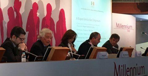 CCILM participou nos Roteiros Millennium Exportação