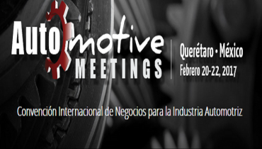 Automotive Meetings Querétaro – 20 a 22 de fevereiro no México