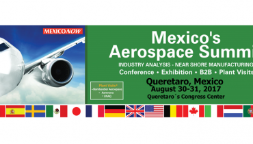 Mexico's Aerospace Summit, 30 a 31 de agosto