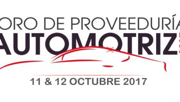 Foro de Proveeduría Automotriz Guanajuato, 11 a 12 de outubro