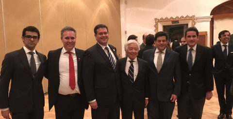 Visita do Presidente da República Portuguesa ao México, 16 a 18 de julho.