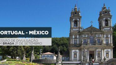 Sessão de divulgação da Missão ao México, Braga 21/09