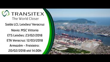 Exportações México – Transitex