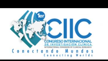 1º Congresso Internacional de Investigação Clínica, 24 a 27/05