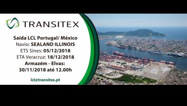 Saída LCL com destino a Veracruz- Transitex