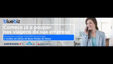 Bluebiz dedicado às empresas