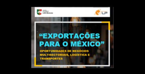 Seminário Exportações para o México – 08.11.2019 – Porto – Participação Gratuita