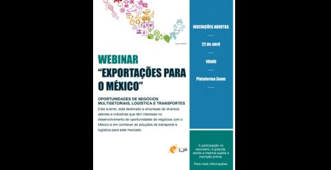Webinar – Exportações para o México – 22.04.2020