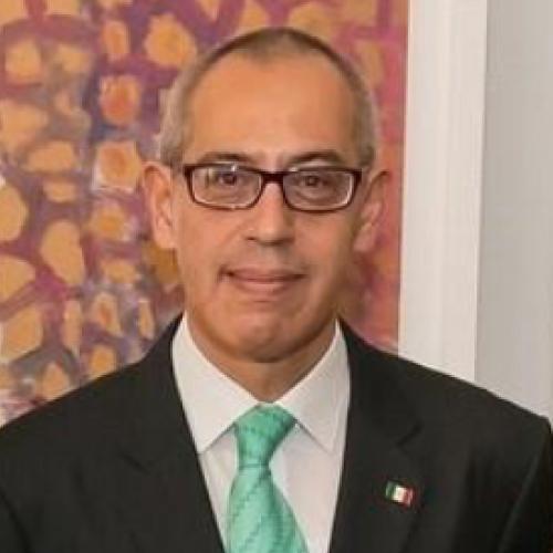 Hermann Aschentrupp Toledo Embaixador do México em Portugal