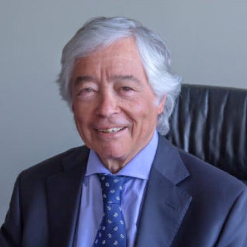 Miguel Gomes da Costa Presidente da Câmara de Comércio e Indústria Luso-Mexicana
