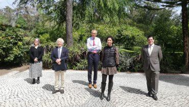 Presidente da CCILM visita Embaixada do México