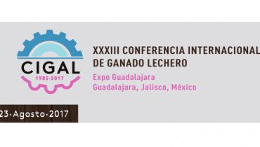 XXXIII Conferência Internacional de Ganado Lechero, 23 a 24 de agosto