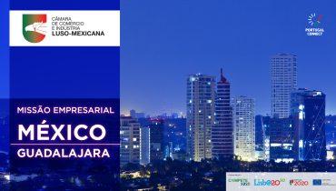 Missão Empresarial a Guadalajara, 25 a 30 de nov